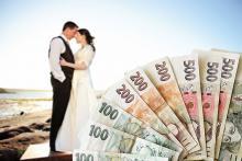 Jak Češi šetří i utrácí na svatbách?
