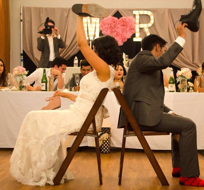Hry na svatbě