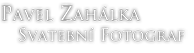 Logo - Pavel Zahálka fotograf
