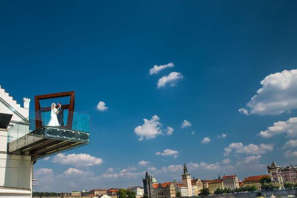 Pražský svatební fotograf