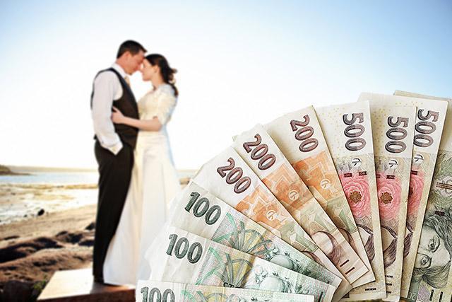 Svatební hostina a zasedací pořádek